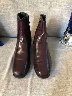 Florsheim Leather Boots