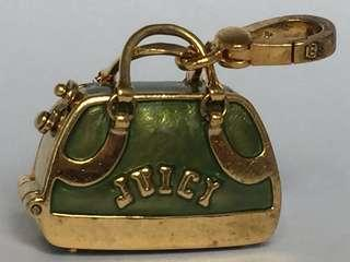 Juicy Couture Bowler Yorkie Charm