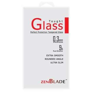 TEMPERED GLASS IPHONE 5/5S (BACK ONLY)