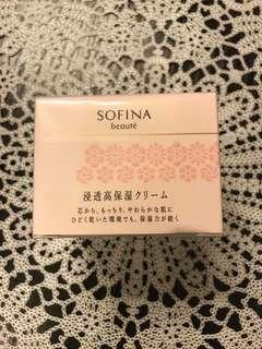 Sofina beaute Deep moisture cream 高浸透保濕精華霜
