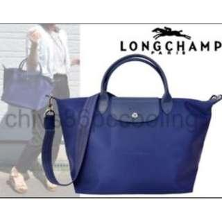 🚚 [France Made] 100% Authentic Original Longchamp Le Pliage Neo Tote Bag 1515/1512 Model