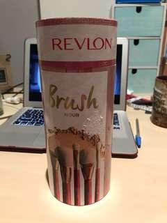 Revlon Limited Edition Makeup Brush Travel Set