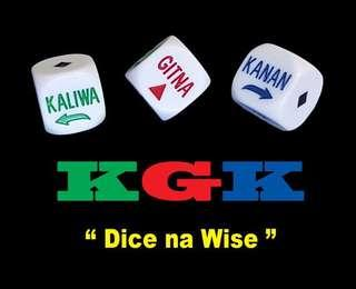 "KGK ""Dice Game"""