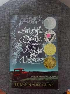 Aristotle and Dante Discover the Secrets of the Universe by Bejamin Alire Sáenz