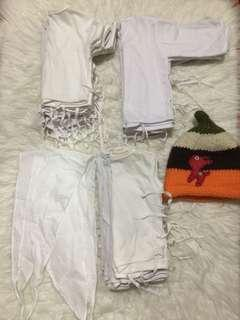 Baru-Baruan Bundle(Newborn Clothes)