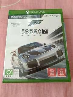 全新 Xbox one Forza 7