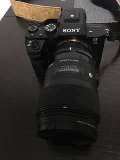 Sony a7 ii a7 2
