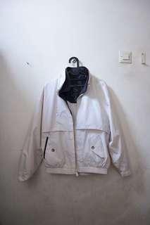 Traininh Jacket White