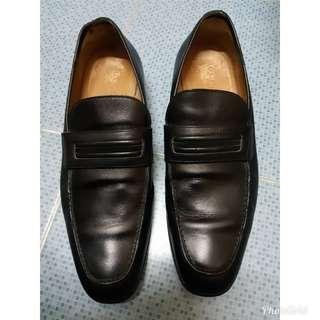 genuine made in Italy GUCCI 男裝皮鞋 dress shoes