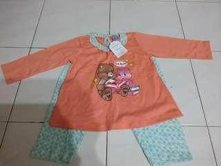 #OCT10  Care bears sleping suit