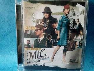 容祖兒X草蜢。拉闊音樂。CD+DVD
