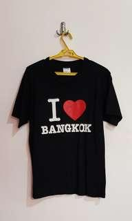 🔥MUST GO🔥 I ❤ Bangkok Shirt