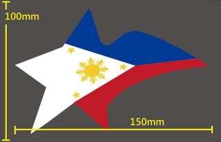 National flag decals (Philippines)