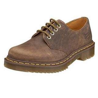 Doctor Martens Shoe Brown