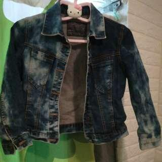 Korea Wash demin jacket
