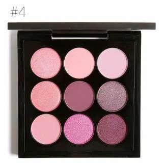 Focallure Eyeshadow 9colors no 4 #1010