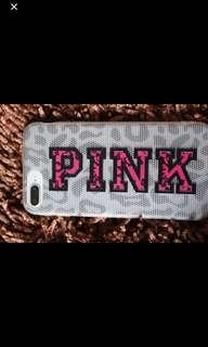 Iphone case pink victoria secret