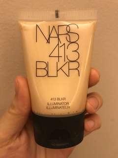 NARS 413 BLKR Illuminator liquid highlighter