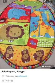 Baby Playmat, Gym (FREE when you buy any baby items)