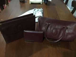 Cartier Bag Clutch Wallet