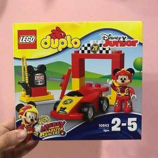 Duplo Mickey and the Roadster Racers Lego 10843