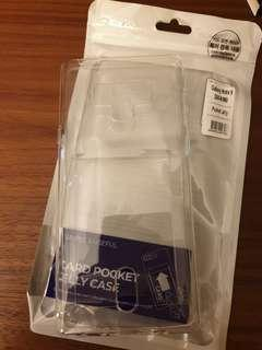 Card Pocket Jelly Case Note 9
