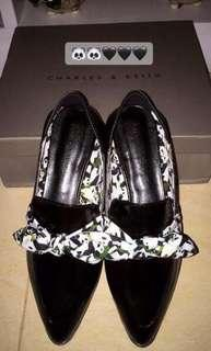 Charles&keith loafers original