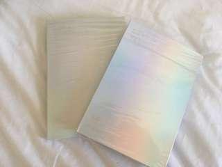 BTS Love Yourself Answer albums