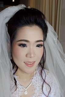 Bridal/akad/wedding makeup artist