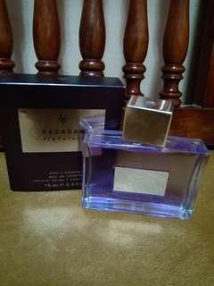 Beckham Signature Perfume