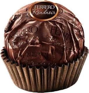 Looking to swap with Ferrero Rocher Rond Noir / rondnoir dark chocolates