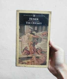 The Odyssey- Homer