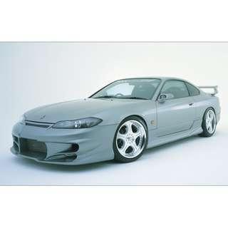 Nissan Silvia S15 Veilside Bodykit