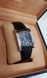 Authentic watch bvlgari