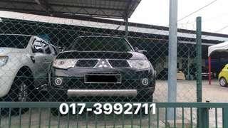 Pajero Sport 2.5 A 2WD