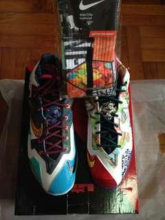 "Lebron 11 ""WHAT THE"""