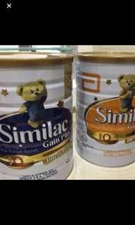 Similac 3 & 4