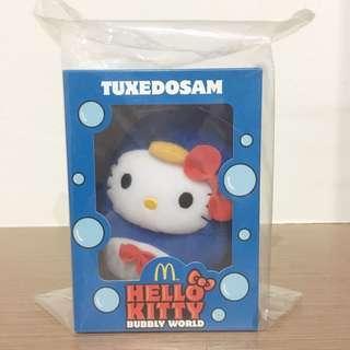 [BNIP] Hello Kitty Tuxedosam Bubbly World Plush Toys