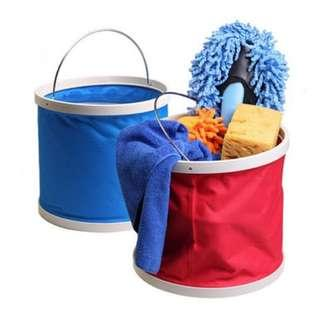 🚚 Foldable Bucket