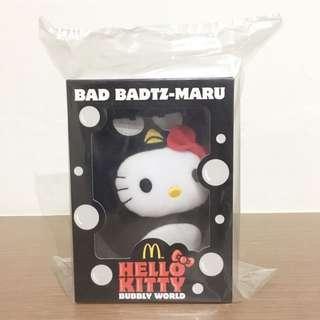 [BNIP] Hello Kitty Bad Badtz-Maru Bubbly World Plush Toys