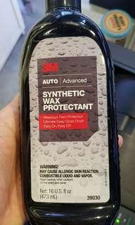 3M  Synthetic Wax Protectant