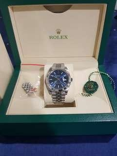 (On hold)July 18 Rolex 126334 oyster perpetual datejust