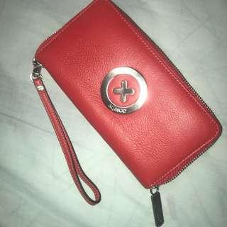🔺Red Mimco Wallet 🔻