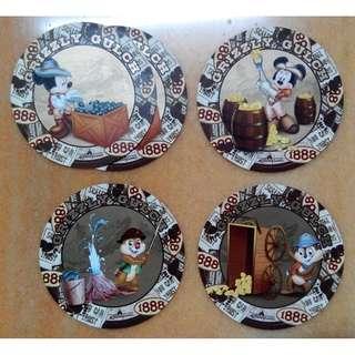 香港迪士尼樂園 貼紙 Hong Kong Disneyland Stickers