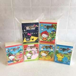 [BNIP] McDonald's Hello Kitty Fairy Tales Plush Toys