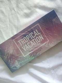 Eyeshadow tropical vacation