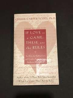 If Love is a Game These are the Rules #OCT10