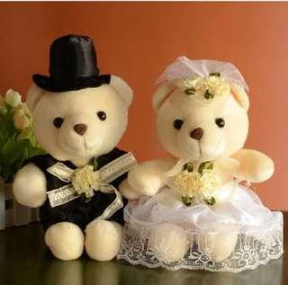 💕Wedding bears💕