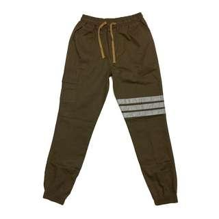 Fashion Jogger Mocca Khakis