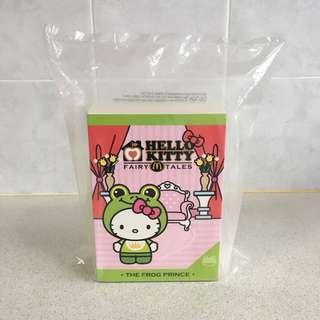 [BNIP] McDonald's Hello Kitty Fairy Tales Plush Toy - The Frog Prince